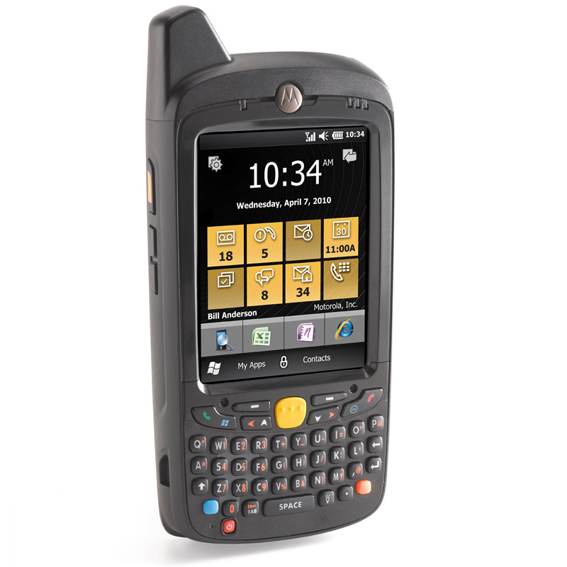 PDA codes barres industriel MC65 Zebra