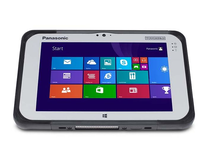 Tablette-tactile-industrielle-FZ-M1-Panasonic1